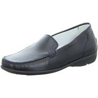 Schuhe Damen Slipper Waldläufer Slipper MEMPHIS TAIPEI 431000604/001 schwarz