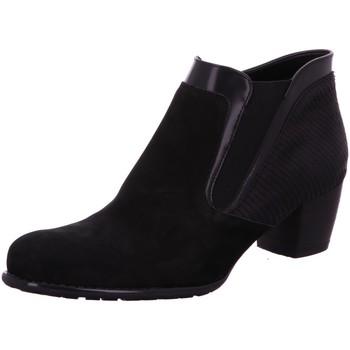 Schuhe Damen Stiefel Ara Stiefeletten FLORENZ 12-46937-71 schwarz