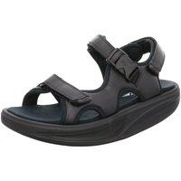 Schuhe Herren Sandalen / Sandaletten Mbt Offene KISUMU 3S M 700442-03 schwarz