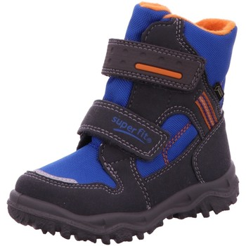 Schuhe Jungen Babyschuhe Superfit Klettstiefel Klettstiefel Warmfutter GTX 044-07 blau