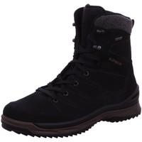 Schuhe Herren Stiefel Lowa Sasselo GTX MID 4105129936 schwarz