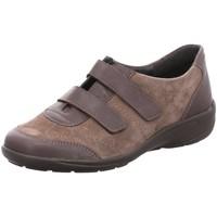 Schuhe Damen Slipper Semler Slipper Birgit B6015-247-030-Birgit braun