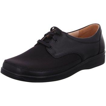 Schuhe Damen Derby-Schuhe & Richelieu Ganter Schnuerschuhe Karin 9 205721 01000 schwarz