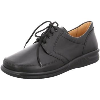 Schuhe Herren Derby-Schuhe & Richelieu Ganter Schnuerschuhe Kurt 256701-0100 schwarz