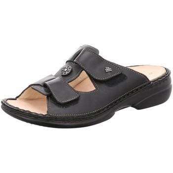 Schuhe Damen Pantoletten / Clogs Finn Comfort Pantoletten Pattaya 2558014099 schwarz