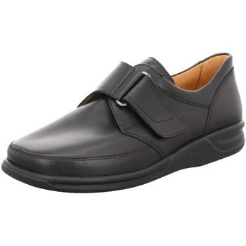 Schuhe Herren Slipper Ganter Slipper 256711-0100 schwarz