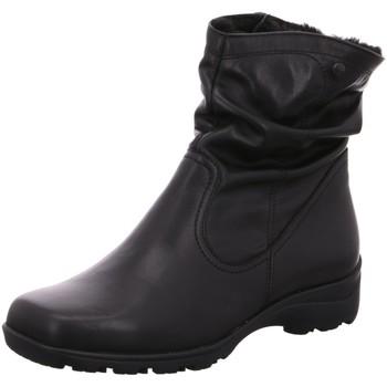 Schuhe Damen Stiefel Semler Stiefeletten Daniela Stfl. -H- D 12966.013001 schwarz