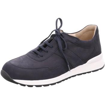 Schuhe Herren Derby-Schuhe & Richelieu Finn Comfort Schnuerschuhe PREZZO 01370-046046 046046 blau