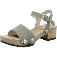 Schuhe Damen Sandalen / Sandaletten Softclox Sandaletten Penny 3378-11 oliv