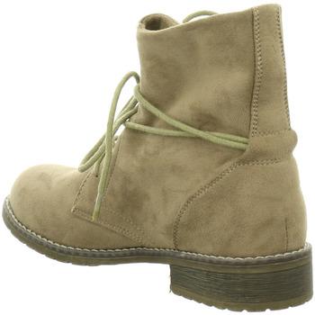 Pep Step Stiefeletten 251109 DL 252169280 beige - Schuhe Boots Damen 4995
