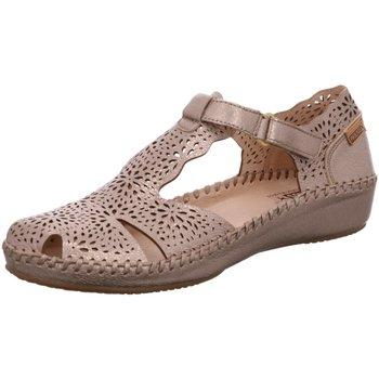 Schuhe Damen Sandalen / Sandaletten Pikolinos Sandaletten P15 655-1574CL grau