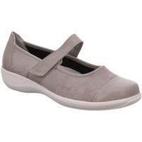 Schuhe Damen Ballerinas Stuppy Slipper  1912 607036 1280 grau