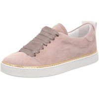 Schuhe Damen Sneaker Low Donna Carolina mistic 37.063.017 rosa