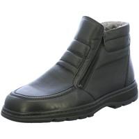 Schuhe Herren Stiefel Solidus Natura men 82113-00736 schwarz