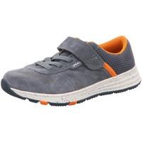 Schuhe Jungen Sneaker Low Vado Low Benno 73304 408 grau