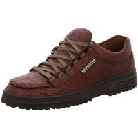 Schuhe Herren Derby-Schuhe Mephisto Schnuerschuhe 742 desert Cruiser braun