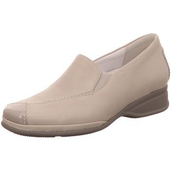 Schuhe Damen Slipper Semler Slipper perle R1635105015 grau