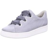 Schuhe Damen Sneaker Low Paul Green 4539 4539-052 grau