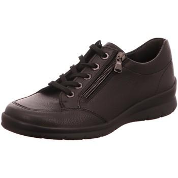 Schuhe Damen Derby-Schuhe & Richelieu Semler Schnuerschuhe Xenia X2095017/001 schwarz