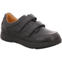 Schuhe Herren Derby-Schuhe Ganter Slipper KarlLudwig 259831-0100 schwarz