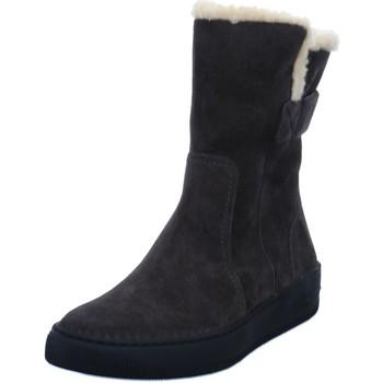 Schuhe Damen Stiefel Paul Green Stiefel 9461.013 grau