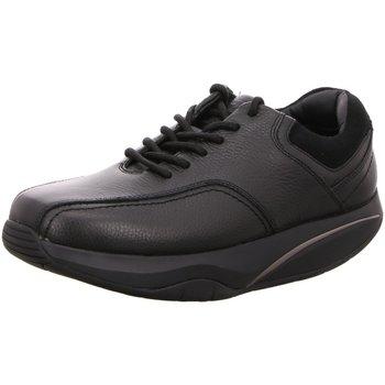 Schuhe Herren Derby-Schuhe & Richelieu Mbt Schnuerschuhe Ajani 700993-03F schwarz