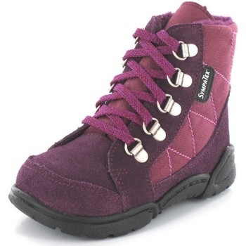 Schuhe Mädchen Babyschuhe Däumling Schnuerstiefel 090342S 0000090342S0122 pink