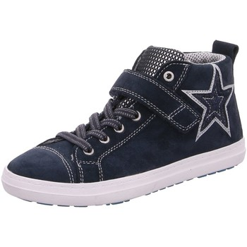 Schuhe Mädchen Sneaker High Vado High marine 91003-116 blau