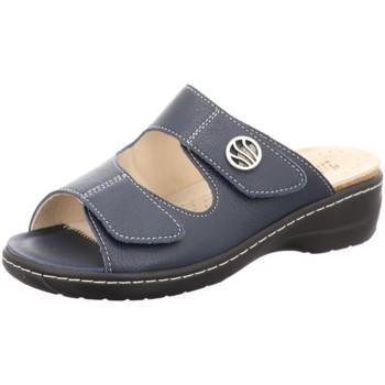 Schuhe Herren Pantoffel Hickersberger 2120-7070 braun
