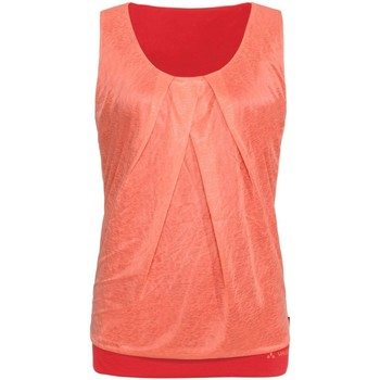 Kleidung Damen Tops / Blusen Vaude Sport Wo Skomer Top II 41328 626 orange