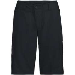 Kleidung Damen Shorts / Bermudas Vaude Sport Wo Ledro Shorts 41434 010 schwarz