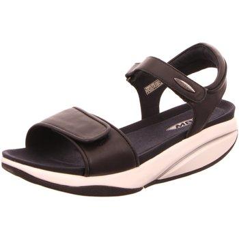 Schuhe Damen Sandalen / Sandaletten Mbt Sandaletten MALIA W 700955-03N schwarz