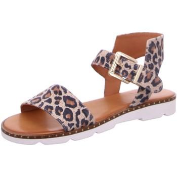 Schuhe Damen Sandalen / Sandaletten Dna Sandaletten -Sandale C39-3583-18.21 animal
