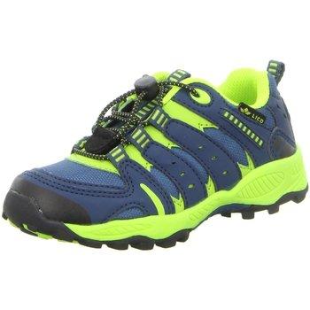 Schuhe Mädchen Wanderschuhe Lico Bergschuhe NV 420098 - grün