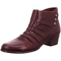 Schuhe Damen Stiefel Regarde Le Ciel Stiefeletten Stefany 278-008 rot