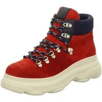 Schuhe Damen Stiefel Marc O'Polo Stiefeletten 90815336301301 Other