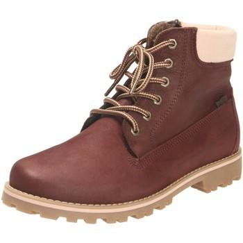 Schuhe Damen Stiefel Vado Stiefel Milan Boot bordo 85201-325 rot
