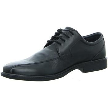 Schuhe Herren Derby-Schuhe & Richelieu Longo Business  3070665-1 schwarz