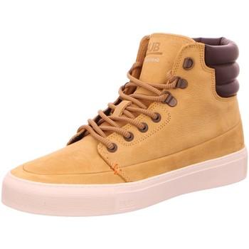 Schuhe Herren Boots Hub Footwear M4509N42-N08-171 Eastbourne N4 beige