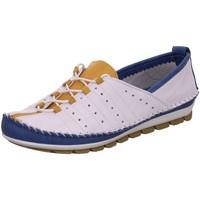 Schuhe Damen Slipper Gemini Slipper 382001 38200101865 weiß
