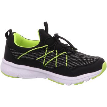 Schuhe Jungen Fitness / Training Lico Trainingsschuhe Chris 590251 schwarz