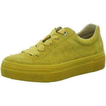 Schuhe Damen Sneaker Low Legero LIMA 00910-62 gelb