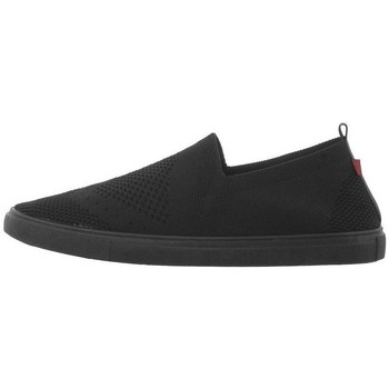 Schuhe Damen Slip on Big Star FF274A609 Schwarz