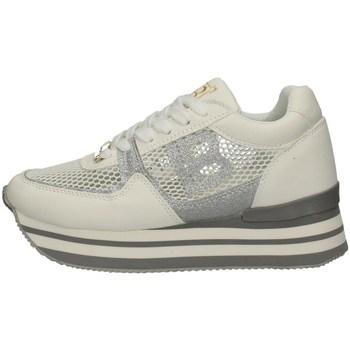 Schuhe Damen Sneaker Low Laura Biagiotti 6000 WEISS