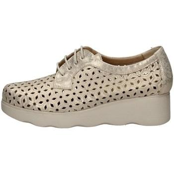 Schuhe Damen Derby-Schuhe Pitillos 6080 ORO