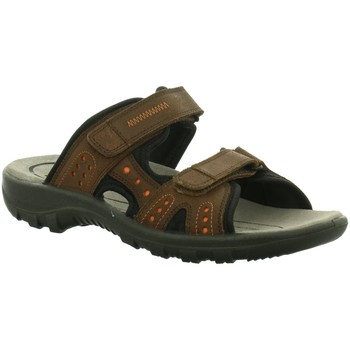 Schuhe Herren Sportliche Sandalen Jomos Offene NV 504610 braun