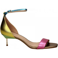 Schuhe Damen Sandalen / Sandaletten Kurt Geiger London BIRCHIN LEATHER multicolor
