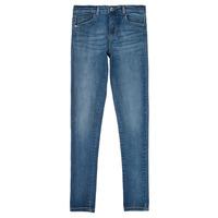 Kleidung Mädchen Slim Fit Jeans Only KONRACHEL Blau