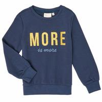 Kleidung Mädchen Sweatshirts Only KONMINA Marine