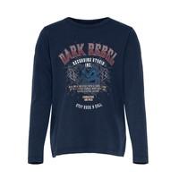 Kleidung Mädchen T-Shirts Only KONLUCY LIFE Marine